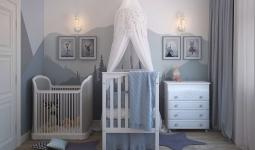 Lo esencial de una habitación de bebé